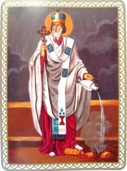 """""""დღეს ქართული ეკლესია აღასრულებს აბიბოსის ხსენებასა"""""""