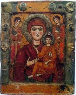 წილკნის ღვთისმშობლის სასწაულმოქმედი ხატის შექმნა წმინდა ლუკა მახარებელს უკავშირდება