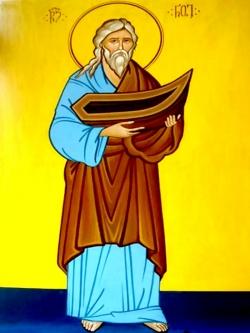 ერთადერთი კაცი, რომელსაც საფუძველი უნდა დაედო კაცობრიობის ახალი შტოსთვის, ნოე იყო
