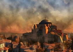 დღესაც  განსაცდელშია კონსტატინეპოლის დიდებული კათედრალი - აია-სოფია..!