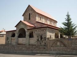 26 ნოემბერს წმინდა დიმიტრი ყიფიანის სახელობის ტაძარი იკურთხება