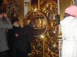 კიევ-პეჩორის ლავრის ღვთისმშობლის მიძინების ხატი
