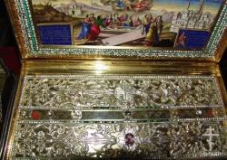 13 სექტემბერს ღვთისმშობლის სარტყელის დადების დღესასწაულია