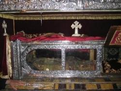 წმინდა სპირიდონ ტრიმითუნტელის კიდევ ერთი ხილული სასწული