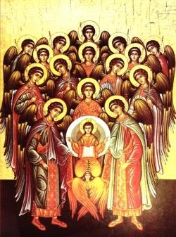 მთავარანგელოზთა კრება