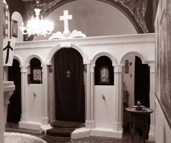 ქართული მონასტერი სამი ქვეყნის სამკუთხედში