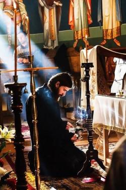 გონიერ ლოცვას წიგნებით ვერ დაეუფლები