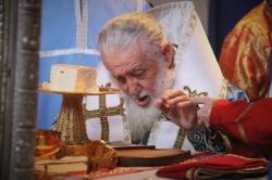 პატრიარქის ქადაგება ღვთისმშობლის ტაძრად მიყვანების დღესასწაულზე