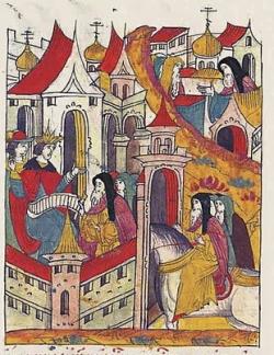 წმინდა იოაკიმე ალექსანდრიის პატრიარქი-ხსენება 17 (30) სექტემბერს