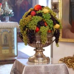 ხილის კურთხევის ტრადიცია