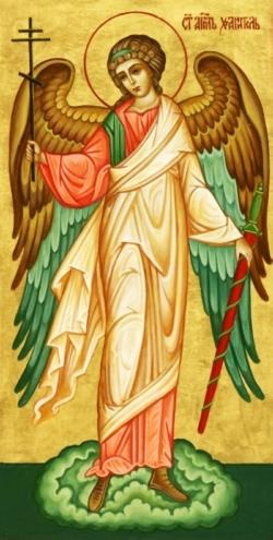 ანგელოზი ზემოდან დაჰყურებდა ჩემს ტანჯვას