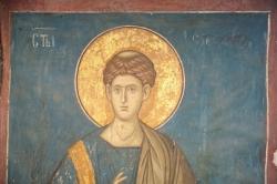 წმიდა მოციქული, პირველმოწამე და მთავარდიაკონი სტეფანე