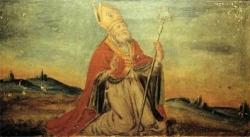 წმინდა ლევკიოს აღმსარებელი, ვრუნტისიოპოლელი ეპისკოპოსი (V) - 20 ივნისი (3 ივლისი)