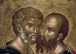 დაუჯდომელი საგალობელი წმიდათა თავთა მოციქულთა პეტრესი და პავლესი