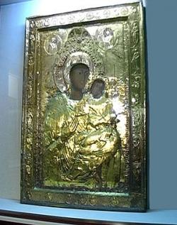 ქუთაისის ყოვლადწმინდა ღვთისმშობლის ხატი - პალიასტომისა