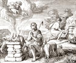 აბელი - ხატი და მსგავსი ღვთისა