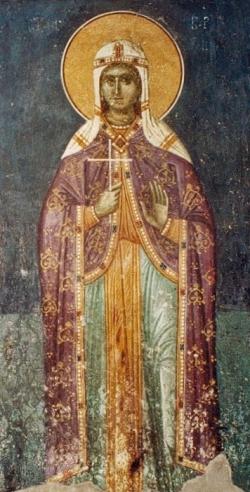 წმინდა ბარბარეს მოწამეობა და სასწაულები