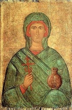 დიდმოწამე ანასტასია მკურნალი და ბორკილთდამხსნელი (დაახლ. 304 წ.); მოწამეები: ქრისოგონე, თეოდოტია, ებოდი, ევტიქიანე და სხვები (დაახლ. 304 წ.).