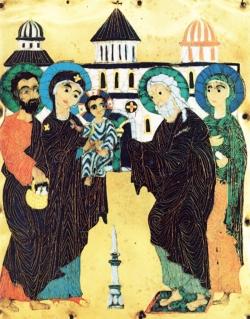 მირქმა-მიგებება უფლისა ღვთისა და მაცხოვრისა ჩვენისა იესო ქრისტესი