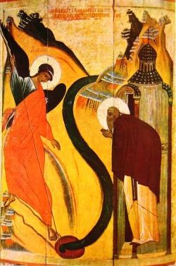19 სექტემბერი მიქაელ მთავარანგელოზის მიერ ხონაში აღსრულებული სასწაულის ხსენების დღეა