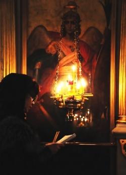 ამაოა ლოცვა, რომელიც საქმედ არ გადაიქცევა