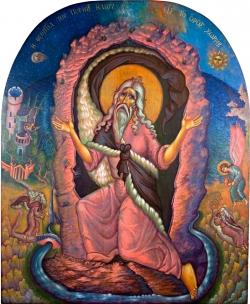 წმინდა წინასწარმეტყველი ილია თეზბიტელი