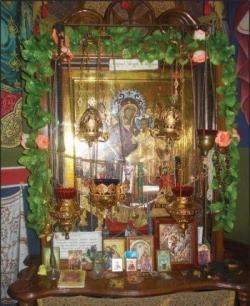 """3 სექტემბერს """"ყოველთა დედოფალი პანტანასას"""" ხსენების დღეა"""