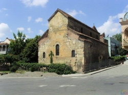 ანჩისხატი - ღვთისმშობლის შობის ტაძარი