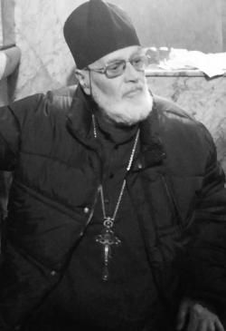 მამა ღვთისომ, არქიმანდრიტმა საბამ უფლის წიაღში სამუდამოდ გადაინაცვლა