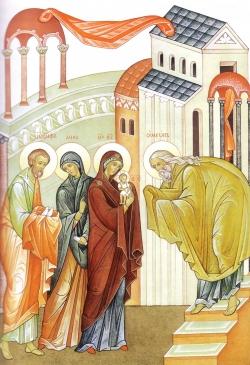 იესო ქრისტემ სიყრმეშივე დაითმინა ტკივილები, რათა ჩვენთვის სულიერი წინადაცვეთა ესწავლებინა