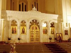 ტაძარი არის სიმბოლო ხილულისა და უხილავის ერთიანობისა