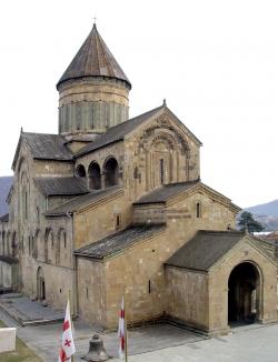 ყველა ეკლესია ეკლესიაა, მაგრამ სვეტიცხოველი საქართველოს ყველა სალოცავ-ტაძრის დედოფალია