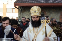 წალკელი ეპისკოპოსი გრიგოლის (კაცია) ქადეგება ფერისცვალების დღესასწაულზე
