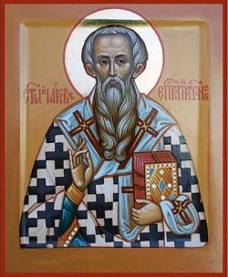 ღირსი იაკობ აღმსარებელი (VIII-IX) - 24 მარტი (6 აპრილი)
