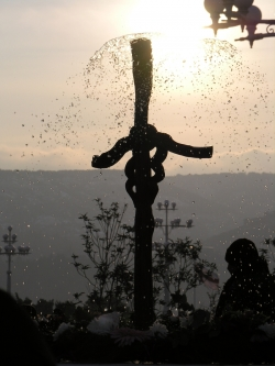 უხრწნელობას მხოლოდ მართლმადიდებელ ღვთისმსახურთა მიერ ნაკურთხი წყალი ინარჩუნებს