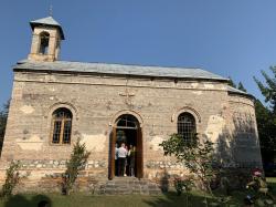 კახის რაიონის სოფელ ქოთოქლოს ეკლესიაში წირვა-ლოცვა საუკუნის შემდეგ აღდგა