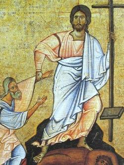 ადამიანი იბადება არა მაშინ, როცა მას დედა შობს, არამედ მაშინ, როდესაც იწამებს მკვდრეთით აღმდგარ ქრისტეს