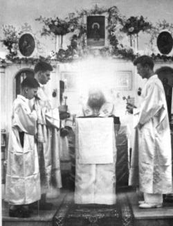 ნათლით მოსილი