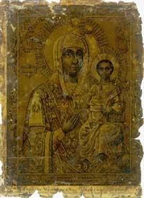 ივერიის ღვთისმშობლის ხატი მოზდოკში