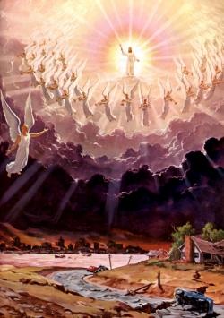 ქრისტეს მეორედ მოსვლის ჟამს სული და სხეული კვლავაც შეერთდება