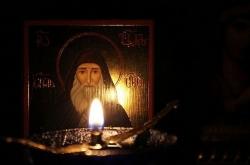 უკრაინელები წმინდა მამა გაბრიელის ხატთან აღსრულებულ სასწაულებზე საუბრობენ