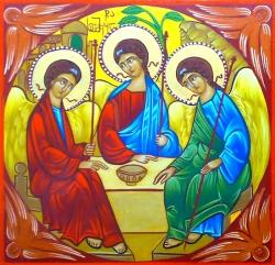 თორა და ახალი აღთქმა წმინდა სამების შესახებ