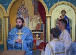 12 ივლისს, პეტრეპავლობის დღესასწაულზე, ქანდაში პავლე მოციქულის წმინდა ნაწილებს გამოაბრძანებენ