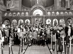 ეკლესია ჩვენს ხალხს უცხოეთში უნარჩუნებს სარწმუნოებას, ეროვნებას, ენას, ტრადიციებს