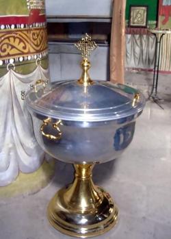 ემბაზი - საეკლესიო ჭურჭელი