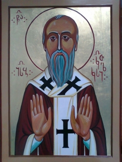 წმინდა იოსებ კათოლიკოს-პატრიარქი (+1770) - ხსენება 17 (30)  ოქტომბერს