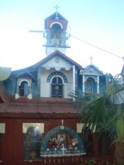 წმინდა გაბრიელ ბერის ხელით აგებული ეკლესია