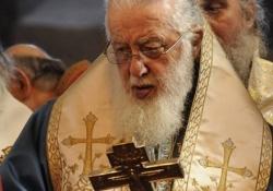 ილია მეორე - ღვთის მადლით, წმინდა ნინო არ ტოვებს საქართველოს