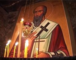 წმინდა ნეოფიტე ურბნელი და მასზე აღსრულებული სასწაული