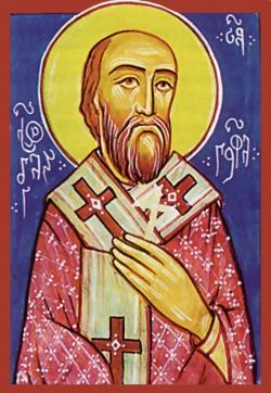ტროპარ-კონდაკი წმიდა მღვდელმოწამე ნეოფიტე ურბნელ ეპისკოპოსისა